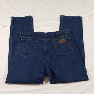Wrangler 47 MWZ regular fit jeans 40x32